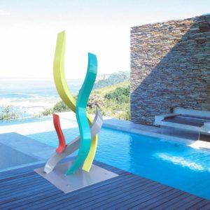 Large Contemporary Outdoor Sculpture