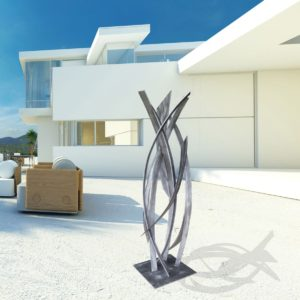 Contemporary Large Outdoor Sculpture