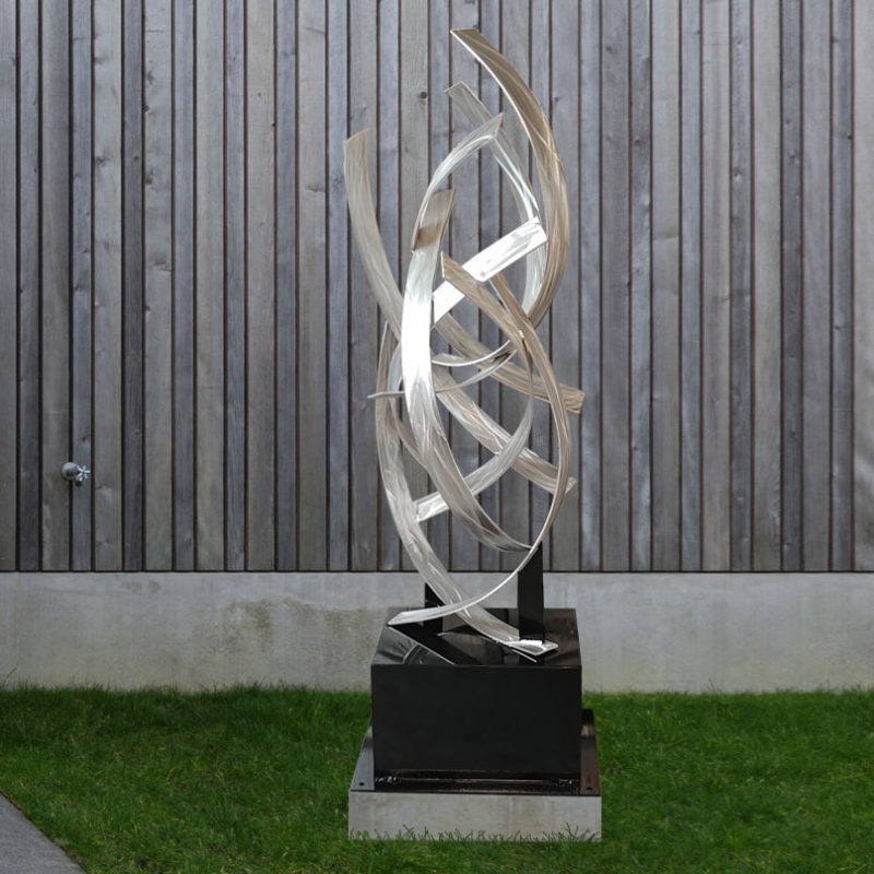 Large Metal Sculpture