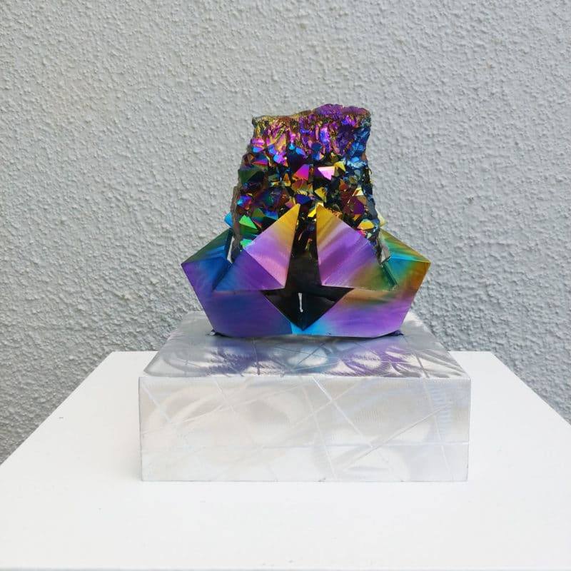 Aura Crystal Sculpture