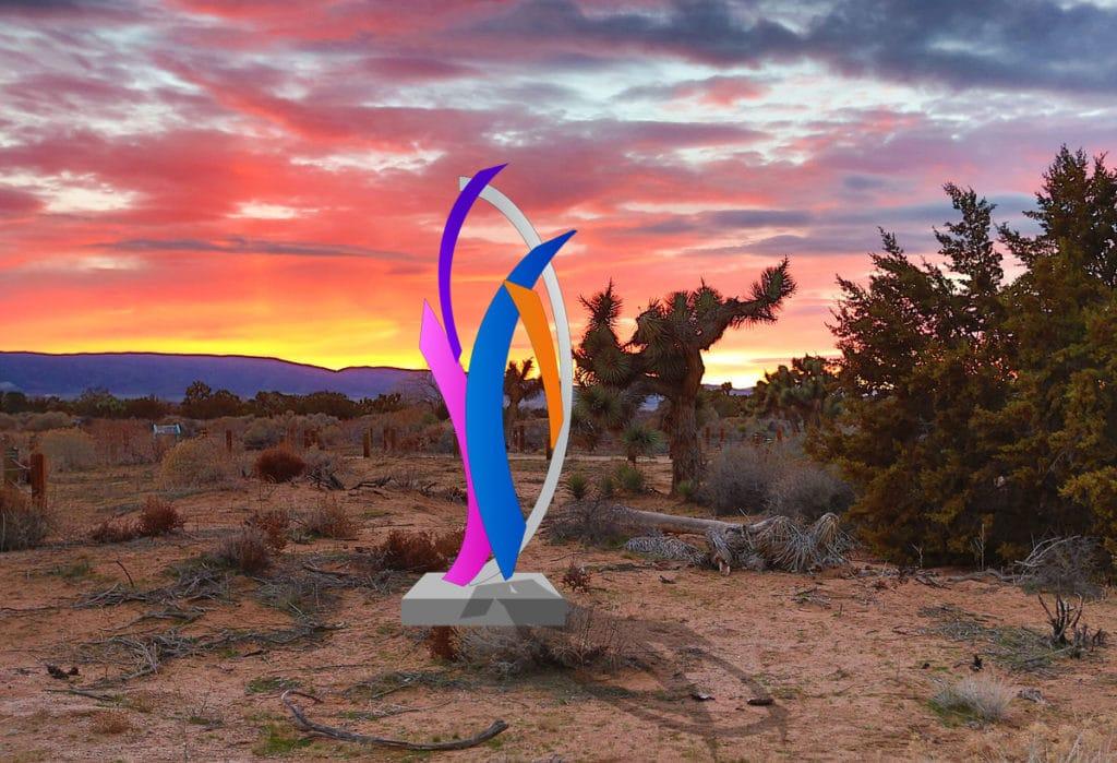 Outdoor Sculpture Design