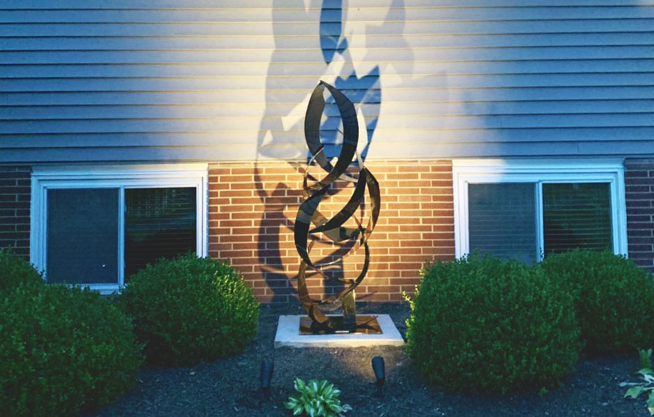 Outdoor Metal Art
